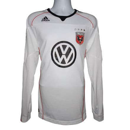 2010-2011 DC United Player Issue Away Shirt Adidas XL (Excellent Condition)